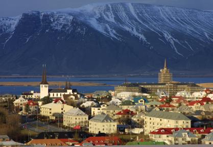 הלדור לכסנס - מי לי ולאיסלנד?